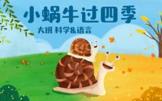 小蜗牛过四季