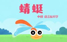中班-蜻蜓